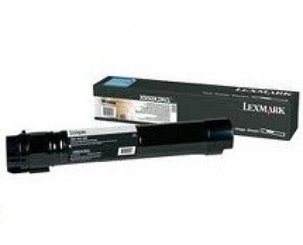 LEXMARK X95x Blk Toner Cartridge X950X2KG