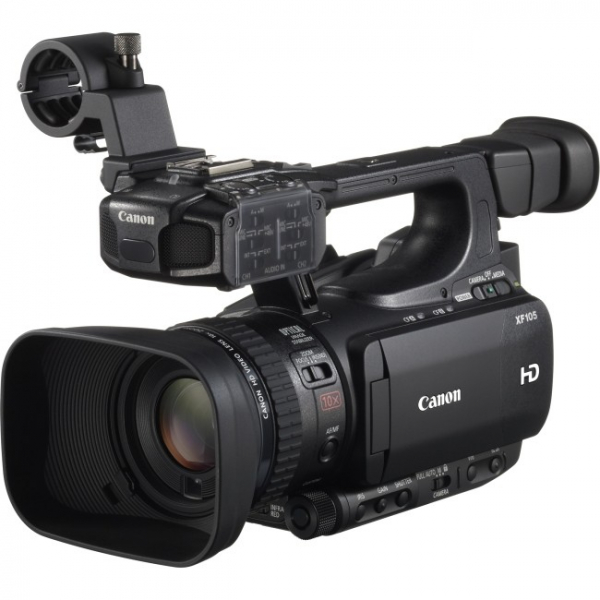CANON Mpeg-2 Full Hd 4:2:2 50mbps Mxf Codec 10x XF105
