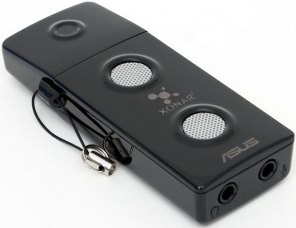 Asus  Compact Usb Sound Card ( Xonar U3 )