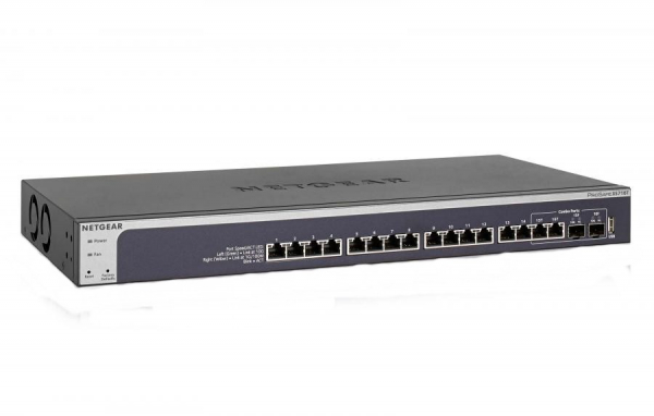NETGEAR Xs716t 16-port 10-gigabit Ethernet XS716T-100AJS