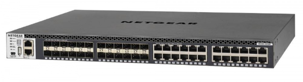 NETGEAR M4300-24x24f 48-port Fully Managed XSM4348S-100AJS