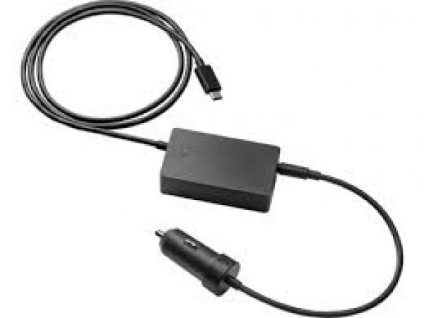 HP Z3Q87AA 45W USB-C Auto Adapter (Z3Q87AA)