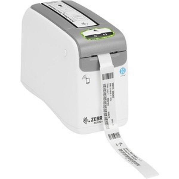 Zebra Dt Printer Zd510 Wristband Zpl Ii Xml ( Zd51013-d0pb02fz )