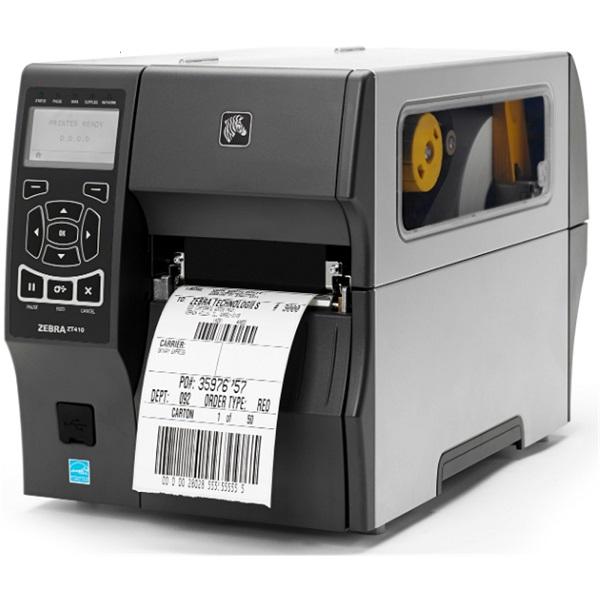 Motorola Zt410 With 12 Dots/mm (300 Dpi) Rewind ( Zt41043-t4p0000z )