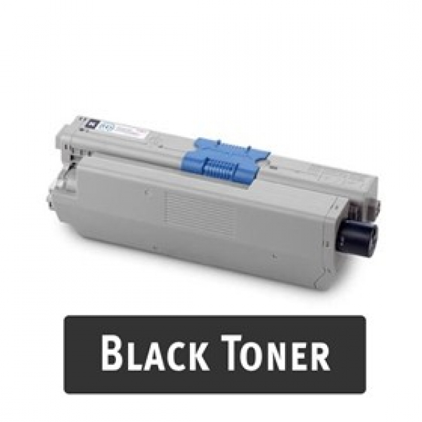TONER CARTRIDGE FOR MC562 BLACK  7000 PAGES (44973552)