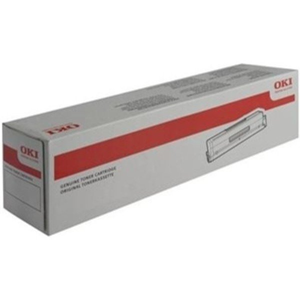 TONER CARTRIDGE FOR MC770/ 780 CYAN  11500 PAGES @ ISO /IEC 19798 COVERAGE. (45396207)