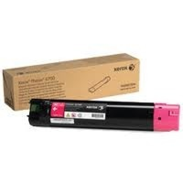 Fuji Xerox Magenta Toner Yield 12000 Pages For Phaser 6700dn (106R01516)