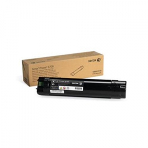 Fuji Xerox Black Toner Yield 18000 Pages For Phaser 6700dn (106R01518)