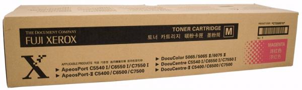 Fuji Xerox Dcc5065/5540i/6650i: Magenta Toner (CT200570)