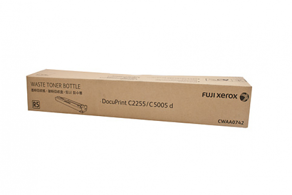 Fuji Xerox Waste Toner Bottle Upto 25k Pages For Dpc2255 C5005d (CWAA0742R)