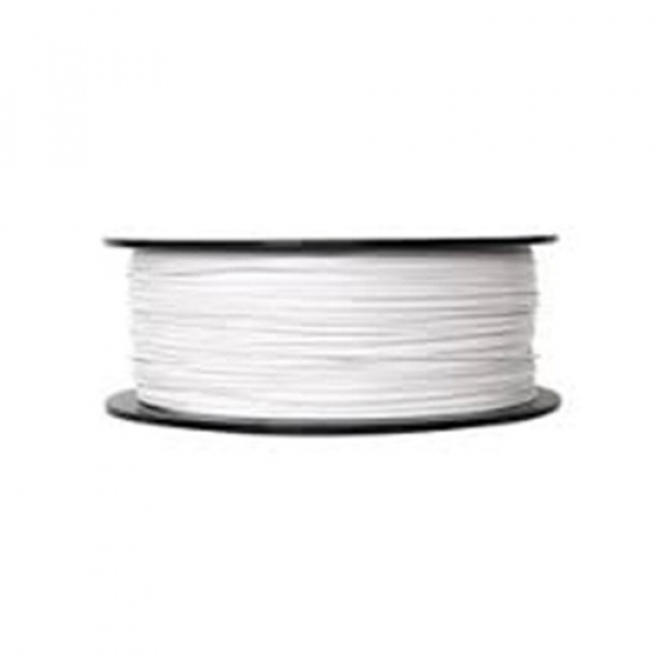 Makerbot True Colour Abs True White 1 Kg Filament For Replicator 2x (MP01970)
