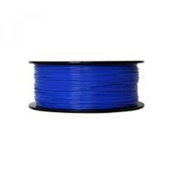 Makerbot True Colour Abs True Blue Abs 1 Kg Filament For Replicator 2x (MP01973)