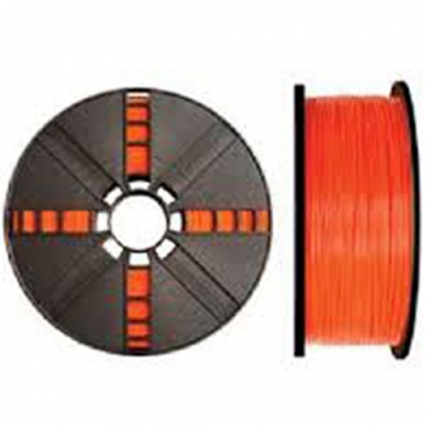 Makerbot True Colour Abs True Orange 1 Kg Filament For Replicator 2x (MP01978)