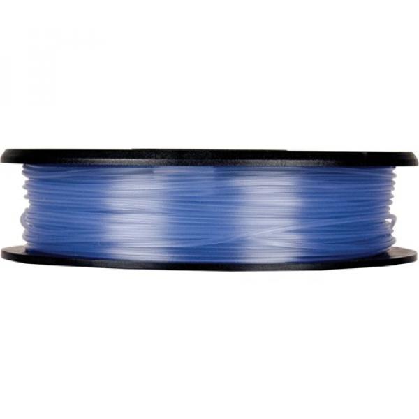 Makerbot Translucent Pla Small Translucent Blue 0.2 Kg Filament For Mini/replicator (MP05759)