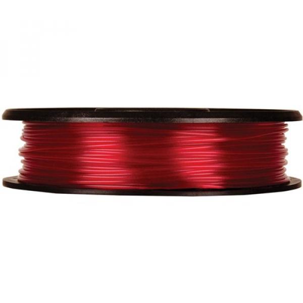 Makerbot Translucent Pla Small Translucent Red 0.2 Kg Filament For Mini/replicator (MP05763)