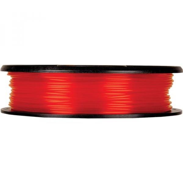 Makerbot Translucent Pla Small Translucent Orange 0.2kg Filament For Mini/replicator (MP05765)