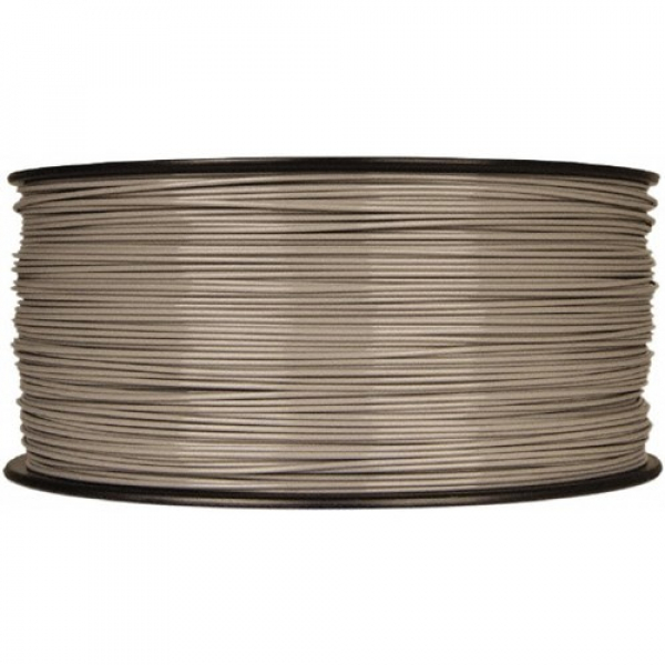 Makerbot True Colour Pla Xl Cool Gray 2.27 Kg Filament For Replicator Z18 (MP06236)