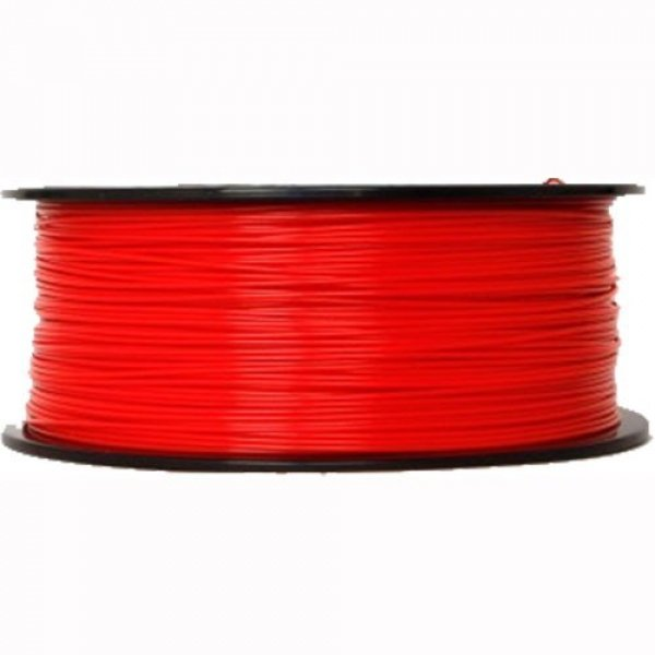 Makerbot True Colour Pla Small True Red 0.2 Kg Filament For Mini/replicator (MP05789)