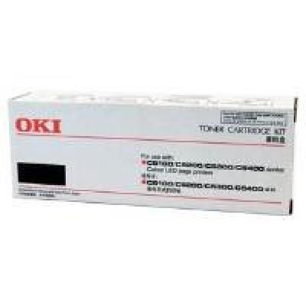 Oki Black Toner - C3200 1.5k (43034812)
