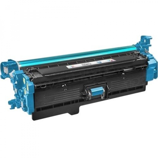 Hewlett Packard Hp 201x Cyan Laserjet Toner Cartridge (CF401X)