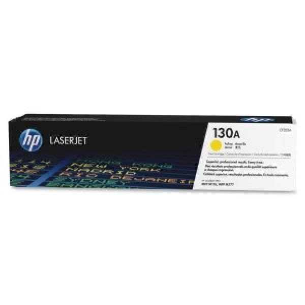 Hewlett Packard Hp 130a Yellow Laserjet Toner Cartridge-m153/m176/m177 (CF352A)
