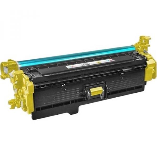 Hewlett Packard Hp 201a Yellow Laserjet Toner Cartridge (CF402A)