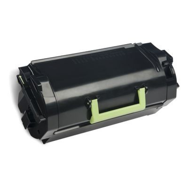 Lexmark 523 Black Return Toner Cartridge 6k (52D3000)