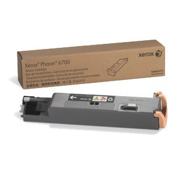 Fuji Xerox Waste Cartridge 25000 Pages For Phaser 6700dn (108R00975)
