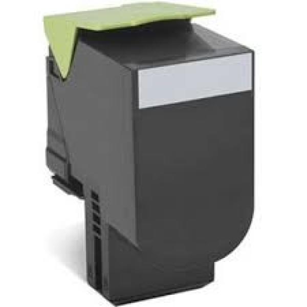Lexmark 808ske Black Stanadrd Yield Toner Cartridge Corporate Tone Cartridge 2.5k Cx310/ (80C8SKE)
