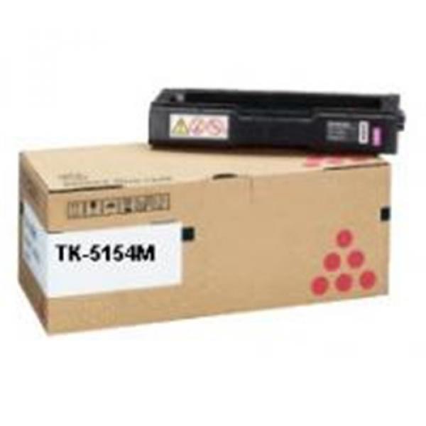 Kyocera Magenta Toner For M6535cidn/p6035cdn - 10k (TK-5154M)