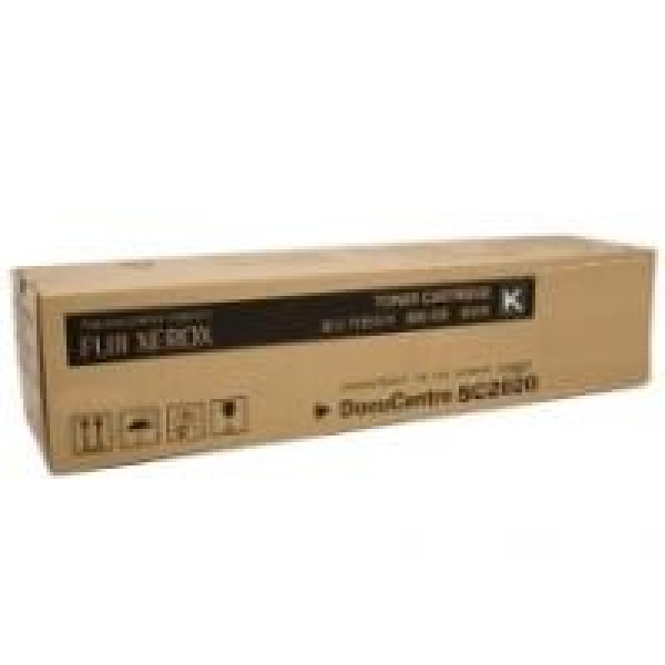 Fuji Xerox Extra High-capacity Black Toner 12.5k Sc2020 (CT202396)