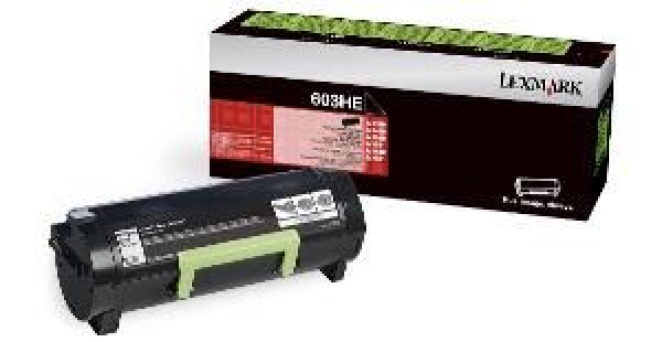 Lexmark 503he Blk High Yield Corporate Toner 5k Ms310/410/510/610 (50F3H0E)