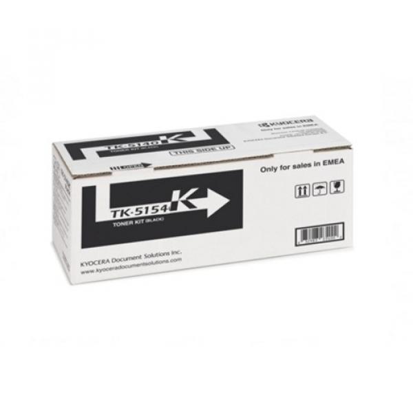 Kyocera Black Toner 12k For M6535cidn / P6035cdn (TK-5154K)