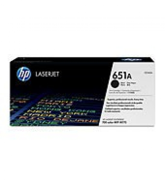 Hewlett Packard Hp Lj M775 Black Toner Cart Yield 13.5k Pages (CE340A)