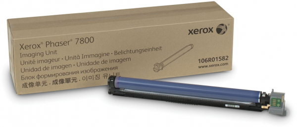 Fuji Xerox Imaging Unit Upto 145000 Pgs (one Required For Each Colour) For Phaser 7800dn (106R01582)