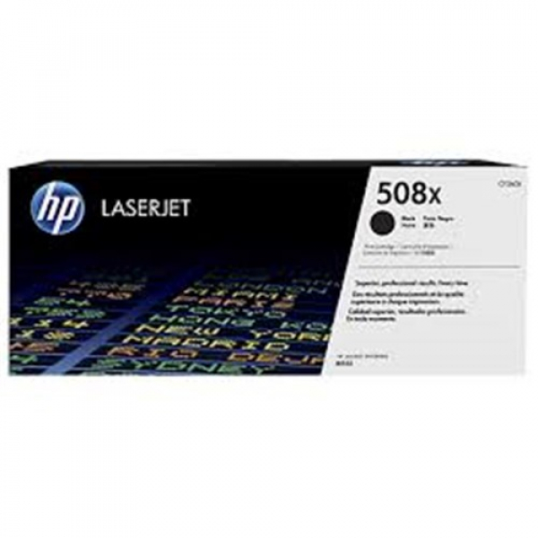 Hewlett Packard Hp 508x Black Laserjet Toner Cartridge (CF360X)