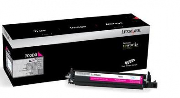 Lexmark 700d3 Magenta Developer 40k Cs/cx 310/410/510 (70C0D30)