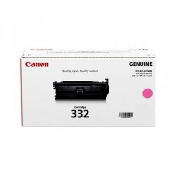 Canon Magenta Cartridge For Lbp7780cx (CART332M)