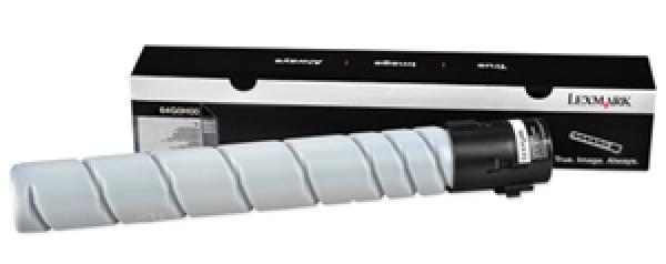 Lexmark Mx910 Series Black High Yield Toner Cartridge (64G0H00)
