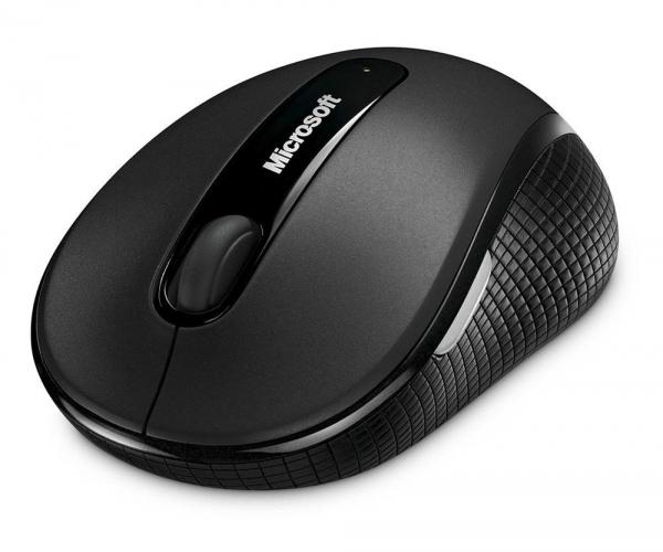 Microsoft Wireless Mobile Mouse 4000 - Graphite (D5D-00007)