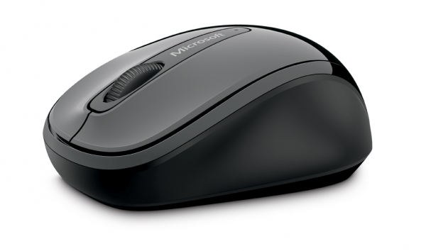 Microsoft Wireless Mobile Mouse 3500 - Grey (GMF-00006)
