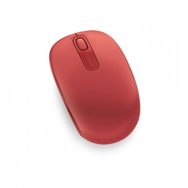 Microsoft Wireless Mobile Mouse 1850 Flame Red (U7Z-00035)