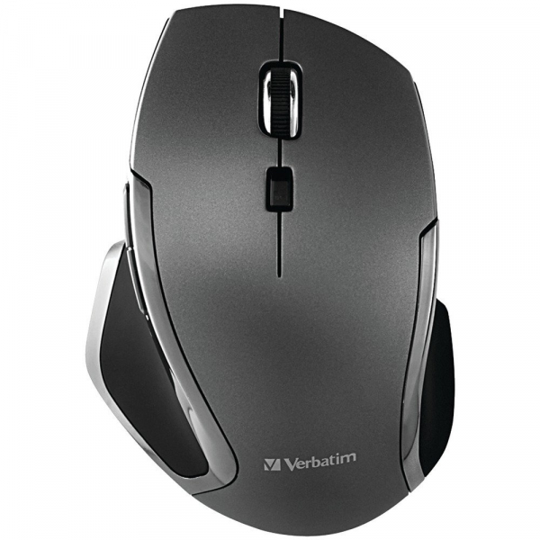 Verbatim Wireless 6-button Deluxe Blue Led Mouse (98621)