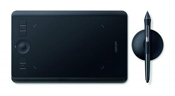 Wacom Intuos Pro Small - Creative Pen Tablet (PTH-460/K0-C)