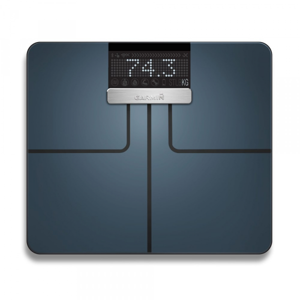 Garmin Atlas Body Composition Monitor Intl Black (010-01591-10)