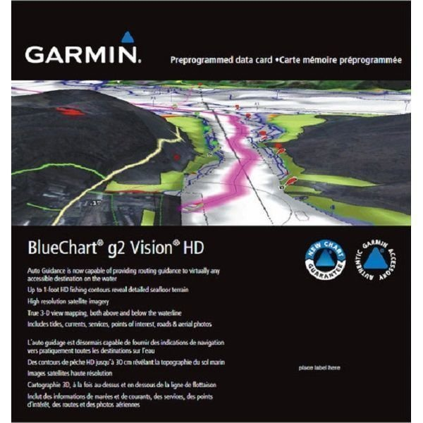 GARMIN MicroSD/SD Card: VEU060R- Germany Inland Waterways (010-C1103-00)