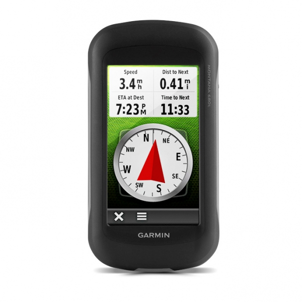 GARMIN Montana 680T With Topo Australia And New Zealand (010-01534-14)