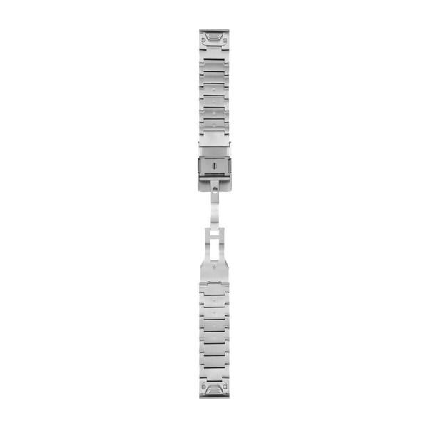 GARMIN Quickfit 22 Watch Bands Stainless Steel (010-12496-20)