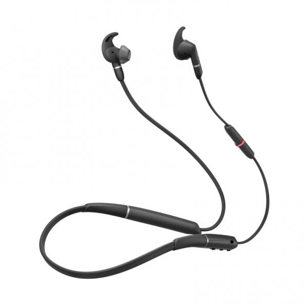 Jabra Evolve 65E UC Earphones with mic Link 370 (6599-629-109)