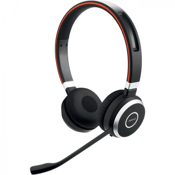 Jabra Evolve 65 Ms Stereohd Audio Micros (6599-823-309)